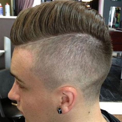 Comb Fade Hairstyle by Best Comb Fade Hairstyles For S Hairstyles