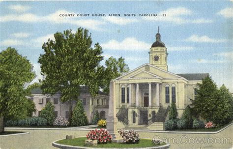 Aiken County Courthouse Records County Court House Aiken Sc
