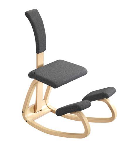 sedia variable balans varier variable balans and backrest with cushion step
