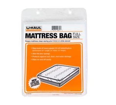 Uhaul Mattress Cover by Uhaul Mattress Bag Protector 87 Quot X 54