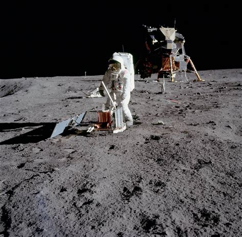 i helped to stage the moon landing in 1969 books nasa releases 10 000 high res photos to prove moon