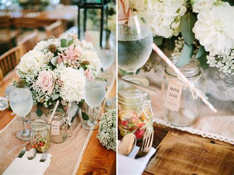 rustic chic backyard wedding jimmy green