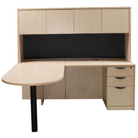 l shaped desk with left l shaped desk with hutch left laminate left