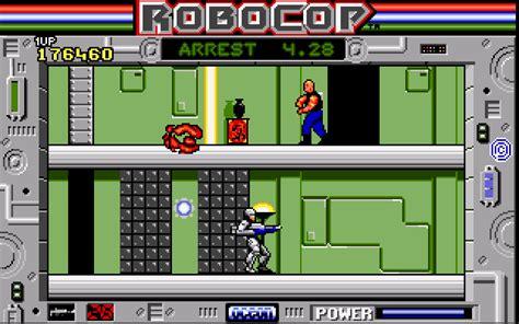 Robocop Graphic 21 robocop my abandonware