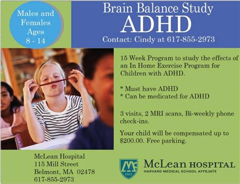 dr melillo poem brain balance attention children with adhd brain balance study at