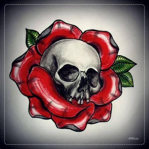 devil rose tattoo 36 best images about skull on dagger