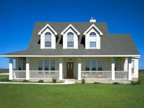 Home Plans With Porch by House Plans With Front Porches Smalltowndjs Com