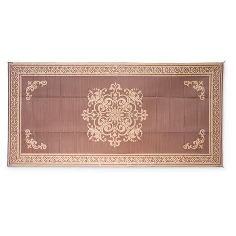 Reversible Patio Mats by Patio Mat 8 X 16 Reversible 605467 Outdoor Rugs