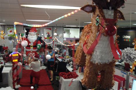 best and worst christmas office decorations cubicle decorating ideas letter of recommendation