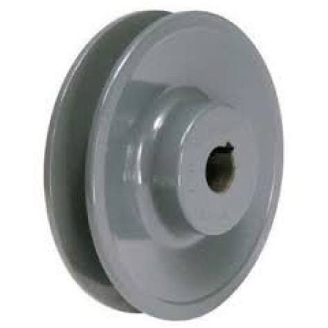B Section Pulley by Ci V Belt Pulley Fix Bore B Section Single Groove I