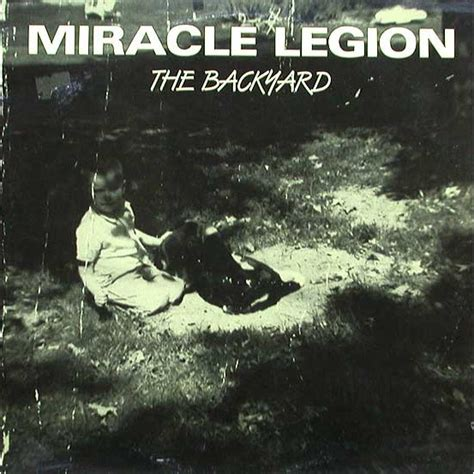 The Backyard By Miracle Legion Lp With Skeudagogo Ref 115577495
