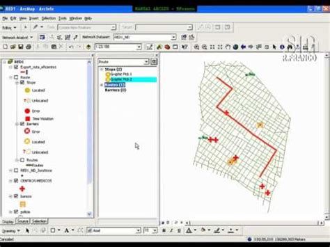 tutorial arcgis 9 3 indonesia tutorial de arcgis 9 3 2 youtube