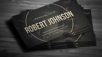 wedding dj business cards professional dj business card template
