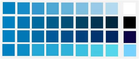 world of color blue section небольшое введение в мир цвета chen la com