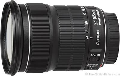 canon ef 24 105mm f/3.5 5.6 is stm lens review