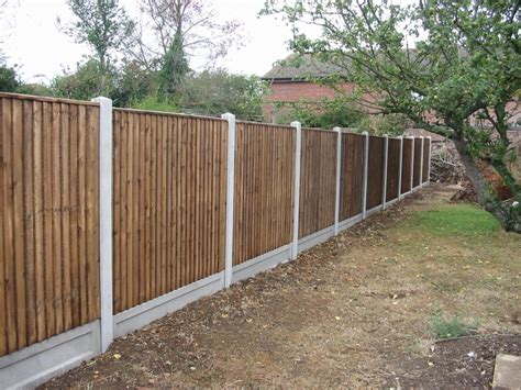 fence panels how to install a garden fence pride home services