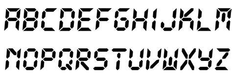 printable digital font ds digital bold italic font