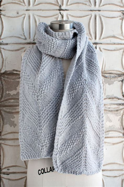 knitting patterns scarf pinterest carpenter s run scarf free knitting patterns scarves