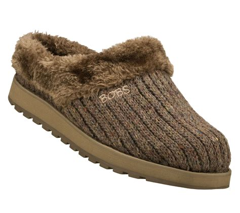 bobs slippers from skechers buy skechers bobs keepsakes pufferscomfort shoes shoes