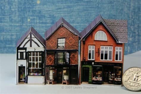 n scale dollhouse printable buildings in 1 144 n or micro scale