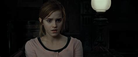 hermione granger 7 harry potter and the deathly hallows part 1 bluray