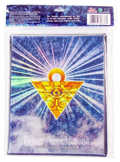 Konami Duelist Card Protector Yu Gi Oh Purple konami yu gi oh 4 pocket duelist portfolio 20 pages da card world