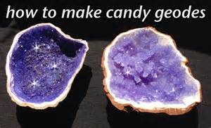 how to make rock at home rock edible geode how to cook that rock recipe