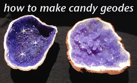 rock candy edible geode how to cook that rock candy recipe