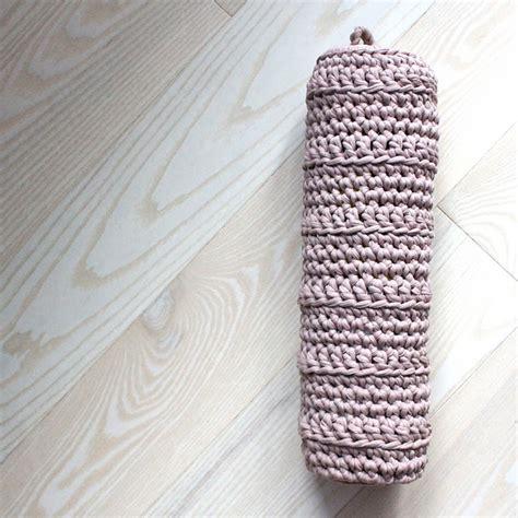 pattern crochet bag holder crochet bag holder stitch by stitch pinterest