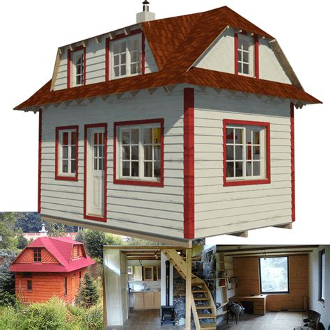 miniature house plans family tiny house plans