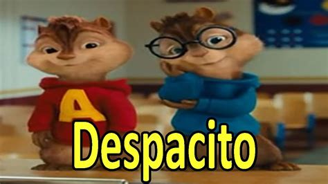 despacito youtube hits luis fonsi despacito ft daddy yankee alvin y las ardillas
