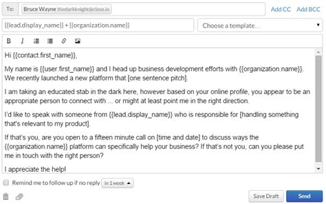 Sales Coaching Session With Steli Exomatch The Close Io Blog Coaching Email Template