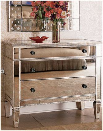 Horchow Mirrored Dresser by Horchow Mirrored Furniture Freshome