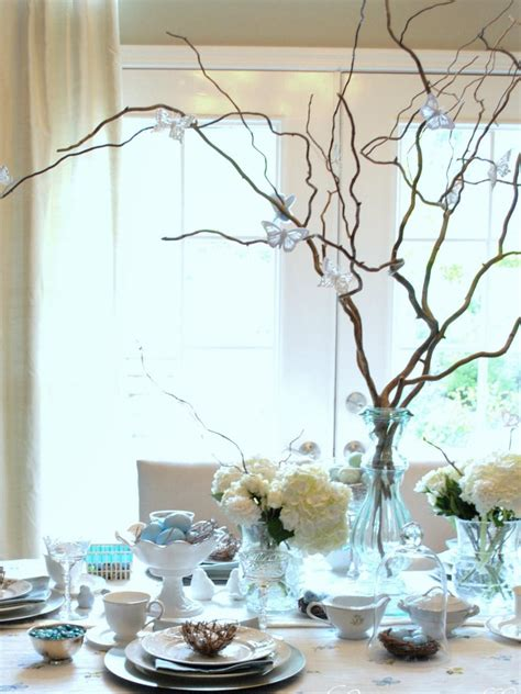 simple table centerpieces centerpieces hgtv