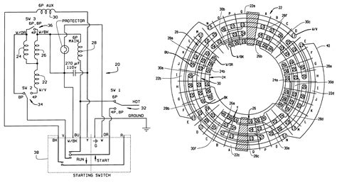 wiring diagram 3 phase induction motor winding connection