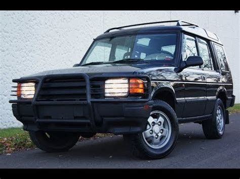 1997 land rover discovery se7 1994 land rover discovery se7 4wd 5 speed manual with