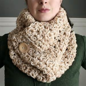 Beautiful free crochet cowl scarves pattern diy and crafts