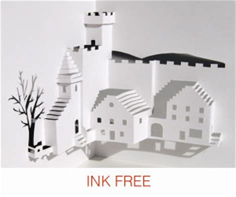 3d pop up card templates free pdf make pop up cards pop up paper house paper toys diy