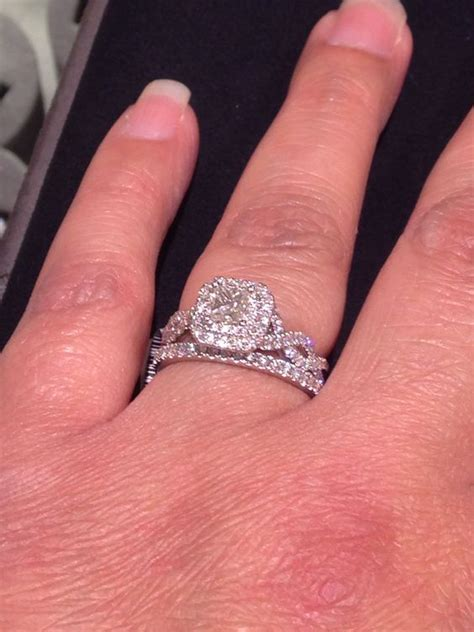 Ideas About Princess Cut Engagement Rings Zales