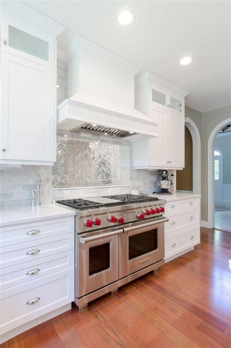 mirror tile backsplash kitchen backsplash ideas kitchens