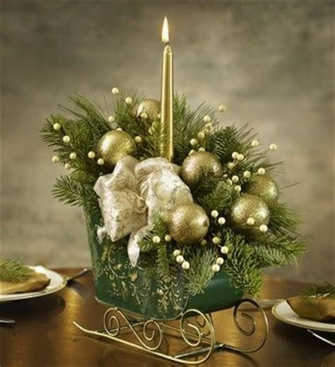 sleigh centerpieces best 20 table centerpieces ideas on