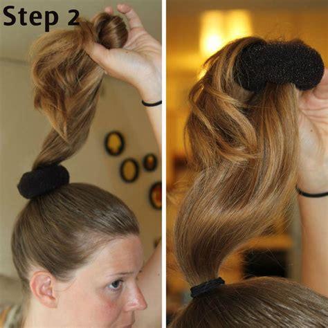juda hairstyle steps 3 easy hair buns