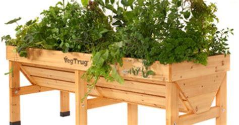 Garden Trug Planter by Vegtrug Medium Raised Garden Bed Planter Kit For
