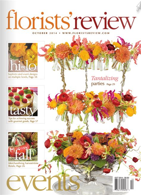 floral design magazine video tantawan bloom is featured on florists review magazine
