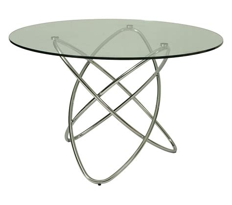 47 glass table top dreamfurniture com fleishman dining table with 47 quot