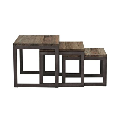 3 nesting tables 3 pc studebaker nesting tables harry s used furniture