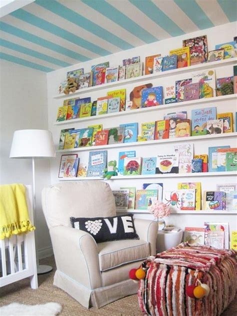 Books Like Room by Book Wall Idea For Baby Room Baby Room Ideas