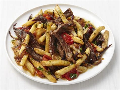 America S Test Kitchen Beef Stir Fry by Beef Stir Fry With Fries Recipe Food Network