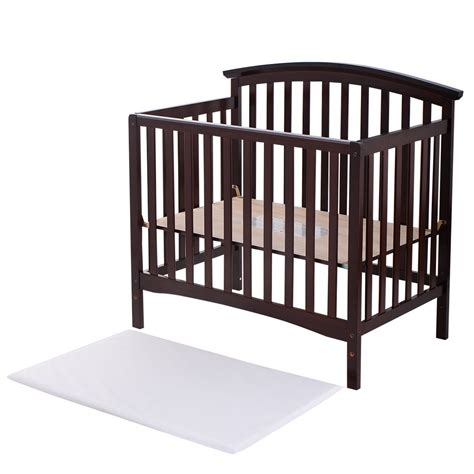 Crib Bed Convertible Baby Crib Convertible Toddler Bed Daybed Solid Pine Wood Infant Nursery Children Ebay