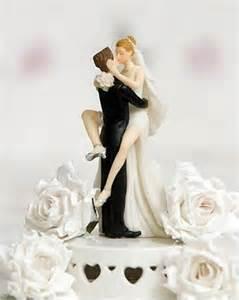 des figurines de mariage originales